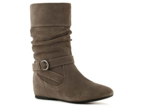 white mountain overture wedge boot dsw