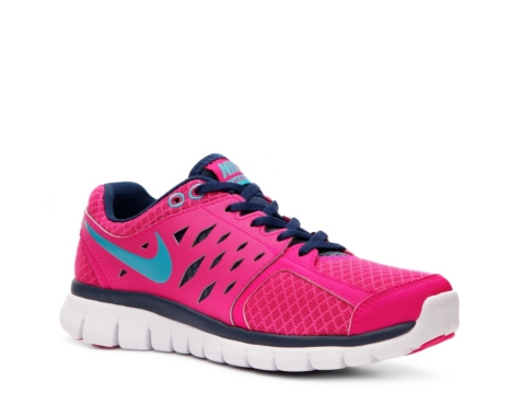 Popular   Lightweight Running Shoes NIKE FLYKNIT TRAINER Womens Blue
