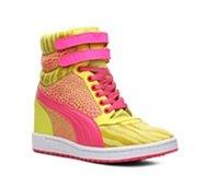 Puma Sky Wedge Sneaker - Womens