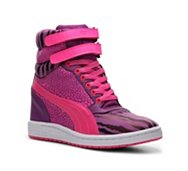 Puma Sky Wedge Sneaker - Womens