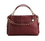 Big Buddha Phoebe Quilted Satchel