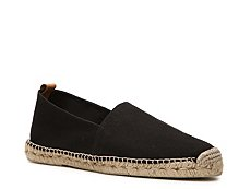 Ralph Lauren Collection Bowsworth Canvas Slip-On