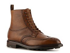 Ralph Lauren Collection Lindrick Wingtip Boot