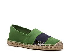 Ralph Lauren Collection Batchworth Canvas Slip-On