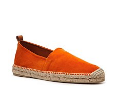 Ralph Lauren Collection Bowsworth Suede Slip-On
