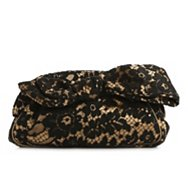 Dolce & Gabbana Lace Bow Clutch