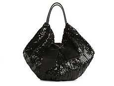 Valentino Sequin Bow Shoulder bag