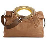 Marni Leather Frame Satchel