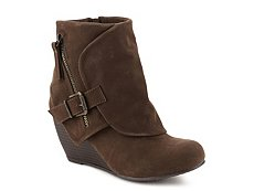 Blowfish Bilocate Wedge Bootie