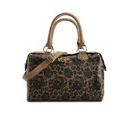 Betsey Johnson Dressy Betsey Scalloped Rim Satchel