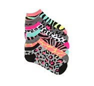 Mix No. 6 Neon Animal Print Socks