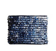 BCBGeneration Bailey Sequin Covered Clutch