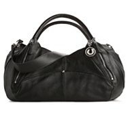 Charles Jourdan Jade Leather Hobo