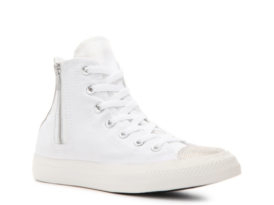 converse high tops with zipper