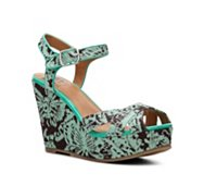 BC Footwear Kissable Wedge Sandal