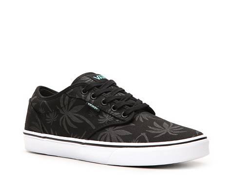 Vans Atwood Palm Tree Sneaker Mens Dsw
