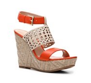 BCBG Paris Carla Wedge Sandal