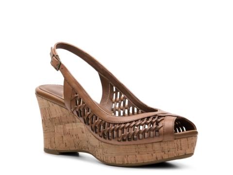 Sale alerts for  Crown Vintage Presley Wedge Sandal - Covvet