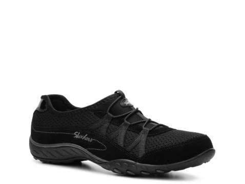 skechers relaxed fit plus breathe easy relaxation slip on