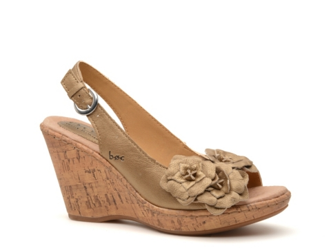 Sale alerts for  b.o.c Litzy Wedge Sandal - Covvet