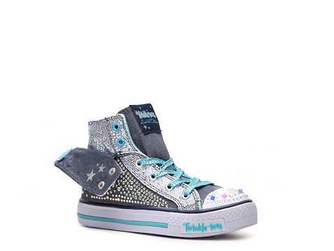 skechers twinkle toes rock n beauty girls toddler youth. Black Bedroom Furniture Sets. Home Design Ideas