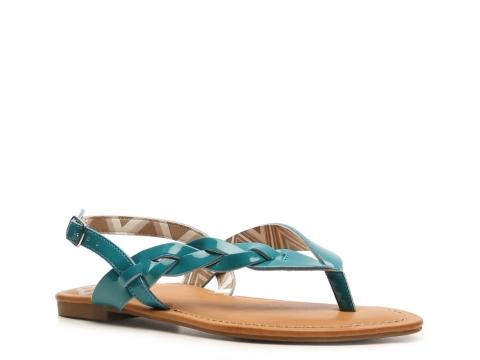 Sale alerts for  Fergalicious Finesse Flat Sandal - Covvet