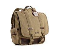 A Kurtz Maplewood Canvas Backpack