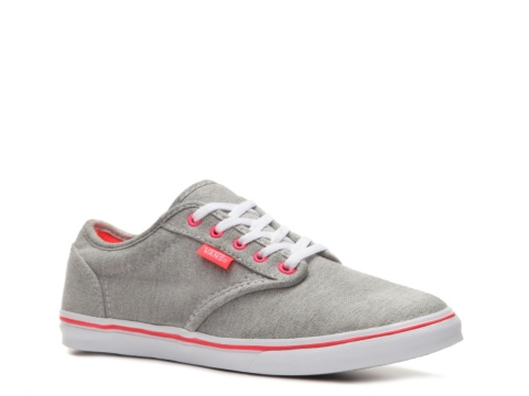 vans atwood grey womens