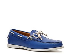 Ralph Lauren Collection Thad Leather Boat Shoe
