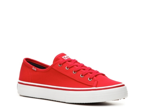 womens keds double up
