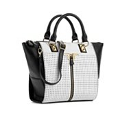 Danielle Nicole Alexa Winged Perforated Satchel