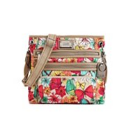 Tyler Rodan Kingston Butterfly Cross Body Bag
