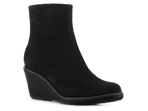 cole haan rayna wedge bootie dsw