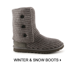 WINTER & SNOW BOOTS