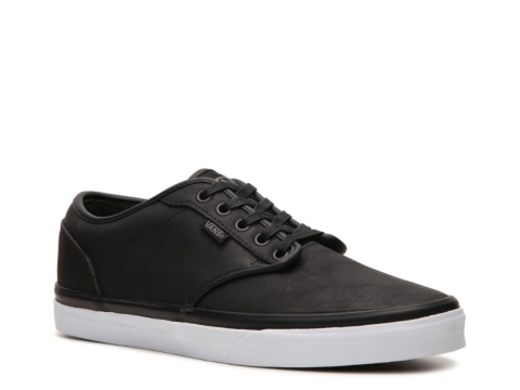 vans atwood leather shoes
