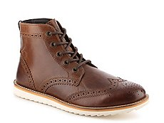 Crevo Boardwalk Wingtip Boot