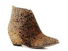 Matisse Teddy Wedge Bootie