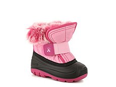 Kamik Sugarplum Girls Toddler Snow Boot