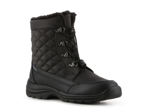 Men's Wide Width Snow Boots | Santa Barbara Institute for ...
