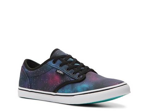 vans atwood low blue multicolor