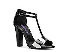 Final Sale - Ralph Lauren Collection Kacela Patent Leather Sandal
