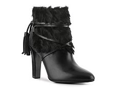 Ralph Lauren Collection Tessie Fur Bootie