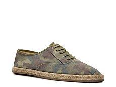 Ralph Lauren Collection Shoreham Canvas Camouflage Sneaker