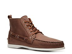 Final Sale - Ralph Lauren Collection Telford Distressed Leather Chukka Boot