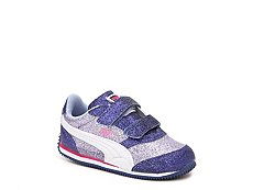 Puma Steeple Glitz Girls Infant & Toddler Sneaker