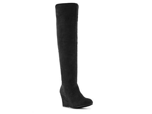 Chinese Laundry Unforgettable Over The Knee Boot
