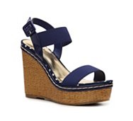 Charles by Charles David Tapia Wedge Sandal