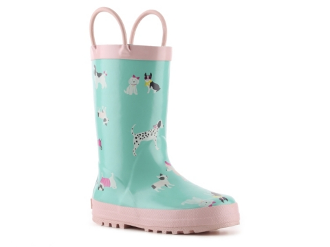 Carter's Puppy Girls Toddler Rain Boot | DSW