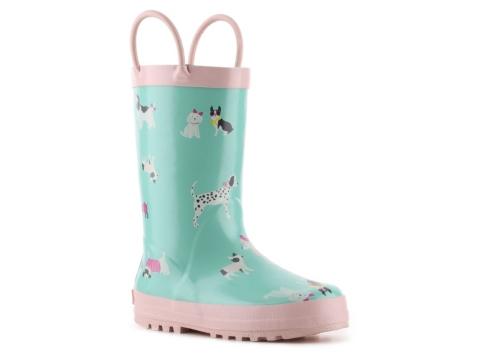 Carter's Puppy Girls Toddler Rain Boot | DSW