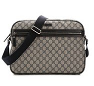 Final Sale - Gucci Signature GG Shoulder Bag